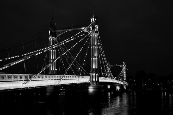 Photograph of Albert Bridge 53