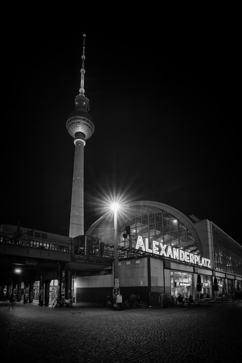 Photograph of Alexanderplatz 1