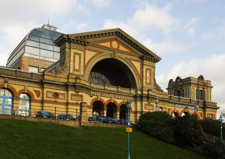 Photograph of Alexandra Palace 1