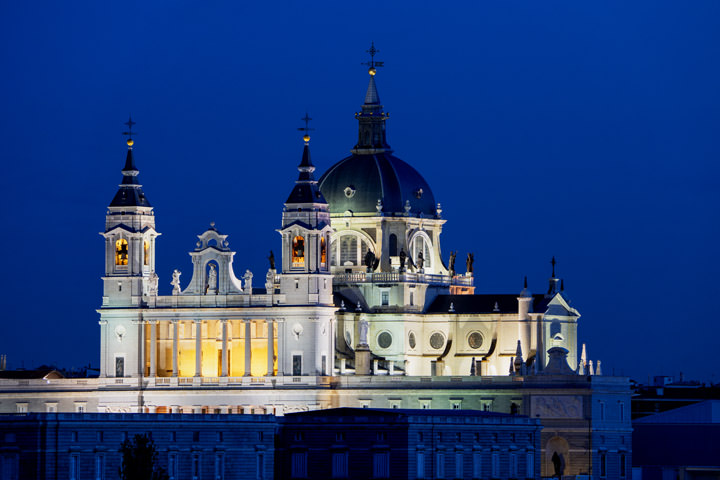 Photograph of Almudena Cathedral 2 Madrid