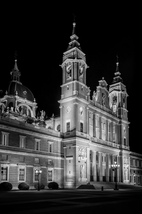 Almudena Cathedral 3 Madrid