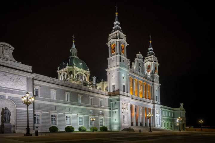 Almudena Cathedral 4 Madrid