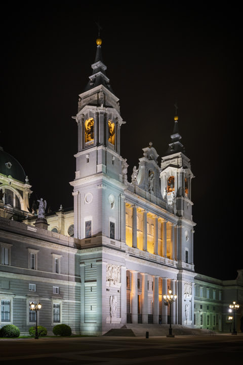 Photograph of Almudena Cathedral 5 Madrid