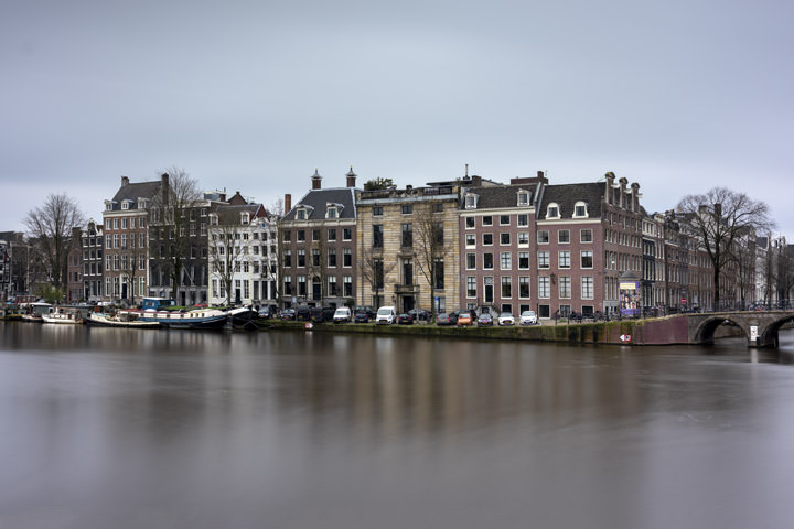 Photograph of Amstel River 1