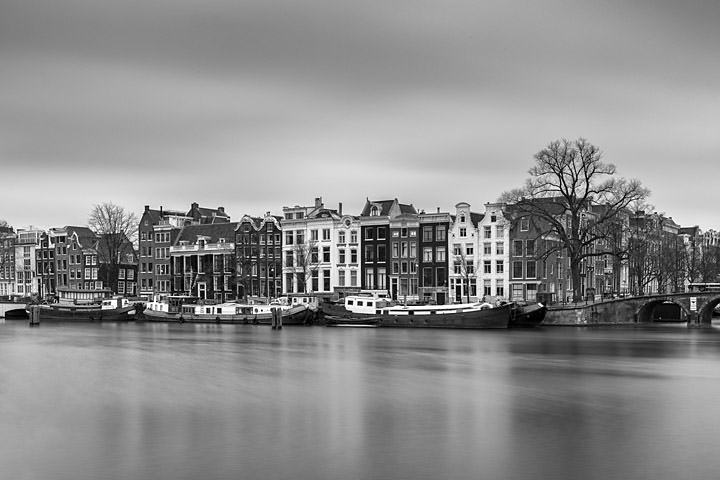 Photograph of Amstel River 4