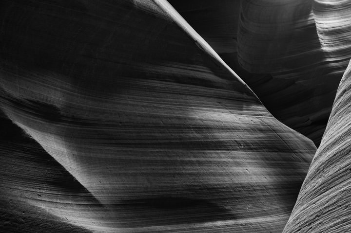 Photograph of Antelope Canyon 1