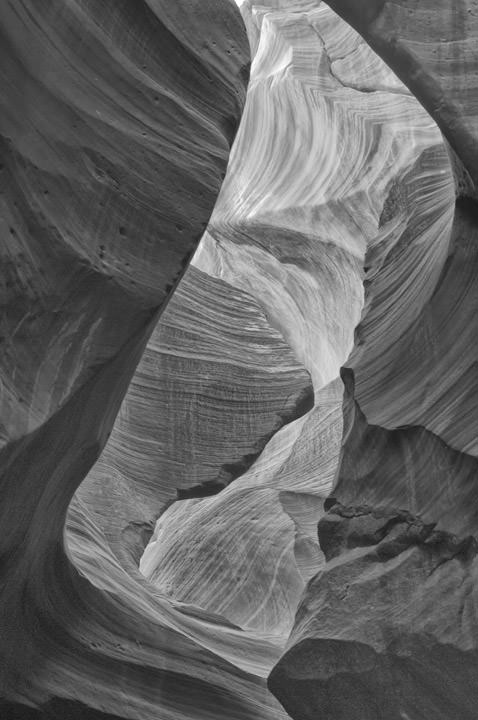 Photograph of Antelope Canyon 2
