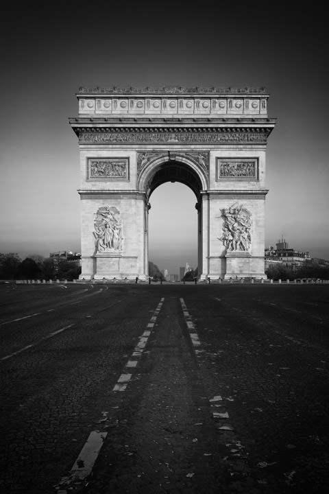 Photograph of Arc de Triomphe 2