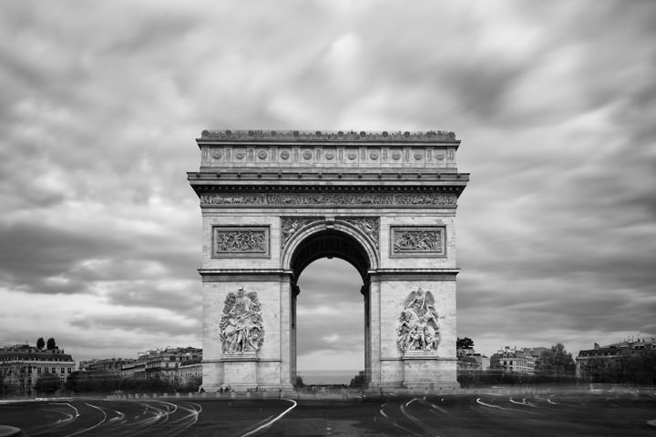 Photograph of Arc de Triomphe 3