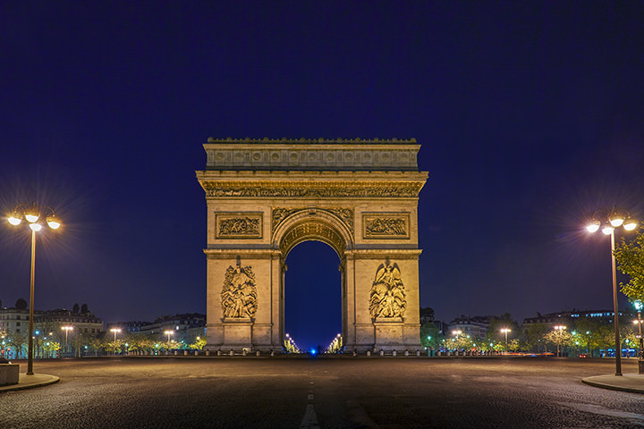 Photograph of Arc de Triomphe 4