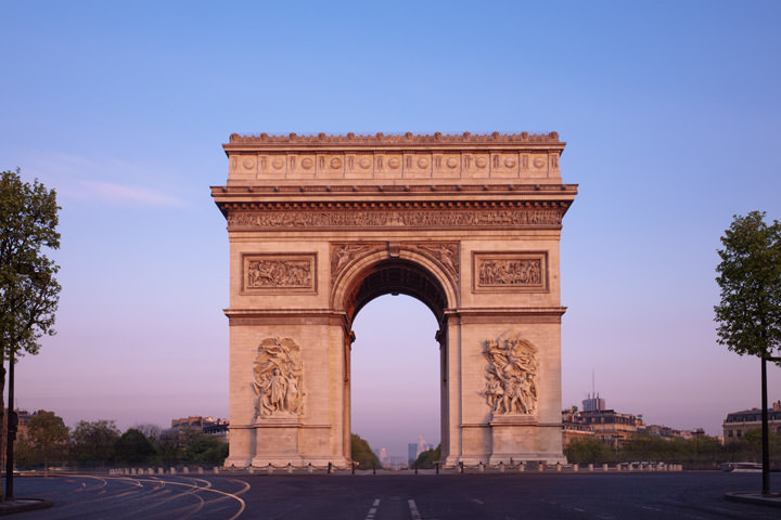 Photograph of Arc de Triomphe 5
