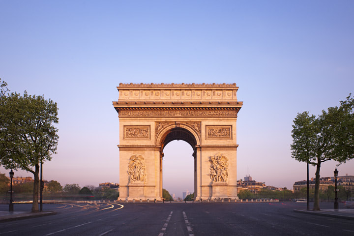 Photograph of Arc de Triomphe 6