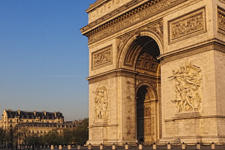 Photograph of Arc de Triomphe 7