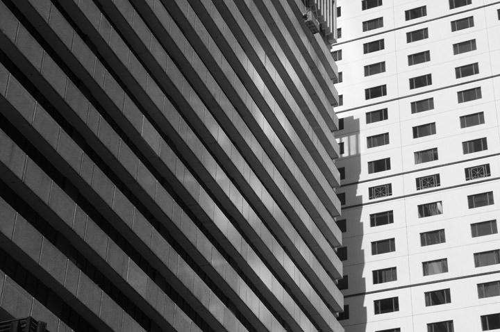 Architectural Detail Hong Kong 2