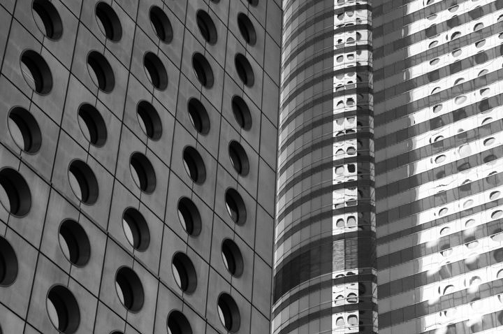 Architectural Detail Hong Kong 4
