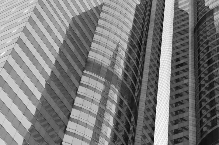 Architectural Detail Hong Kong 5