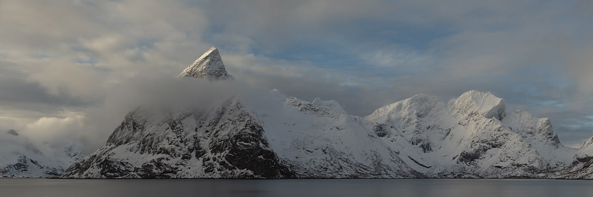 Photograph of Arctic Panorama 12