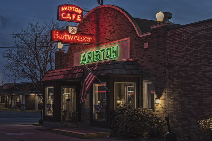 Photograph of Ariston Cafe 1