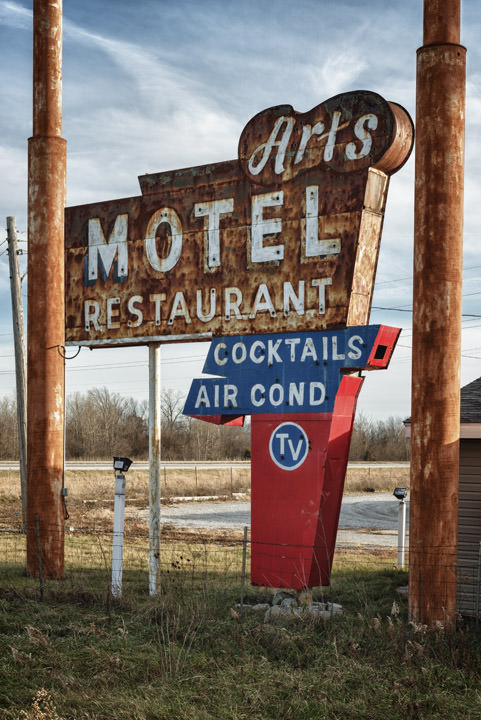 Photograph of Arts Motel 1