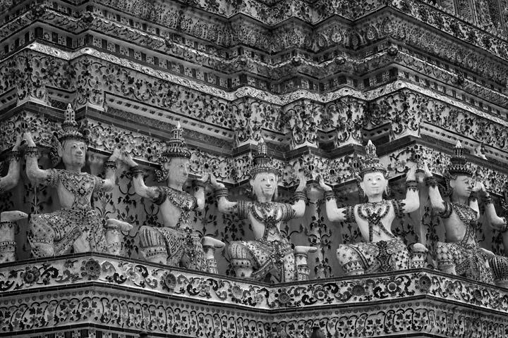 Photograph of Arun Detail 3