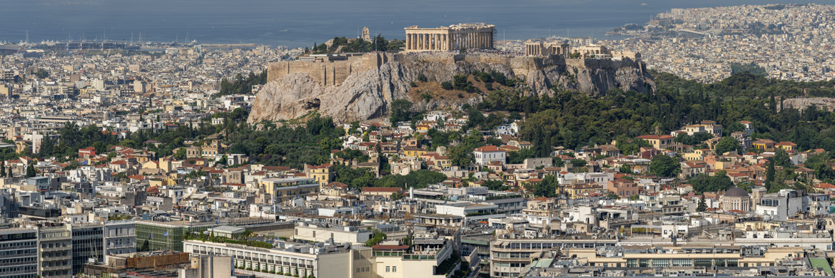 Photograph of Athens Panorama 3