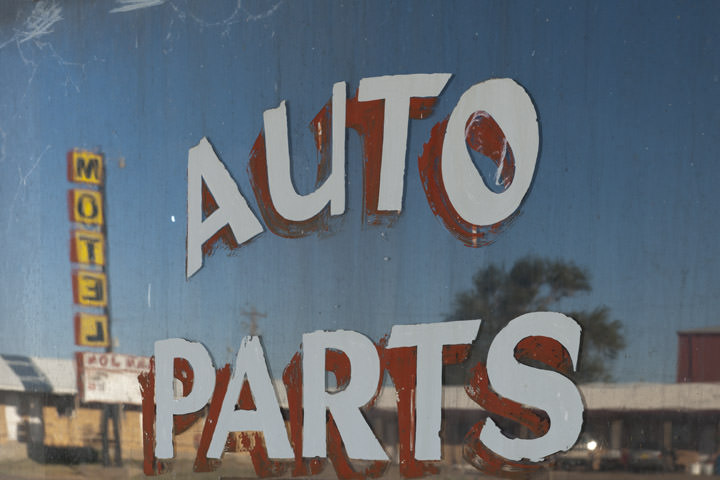 Photograph of Auto Parts - Route 66
