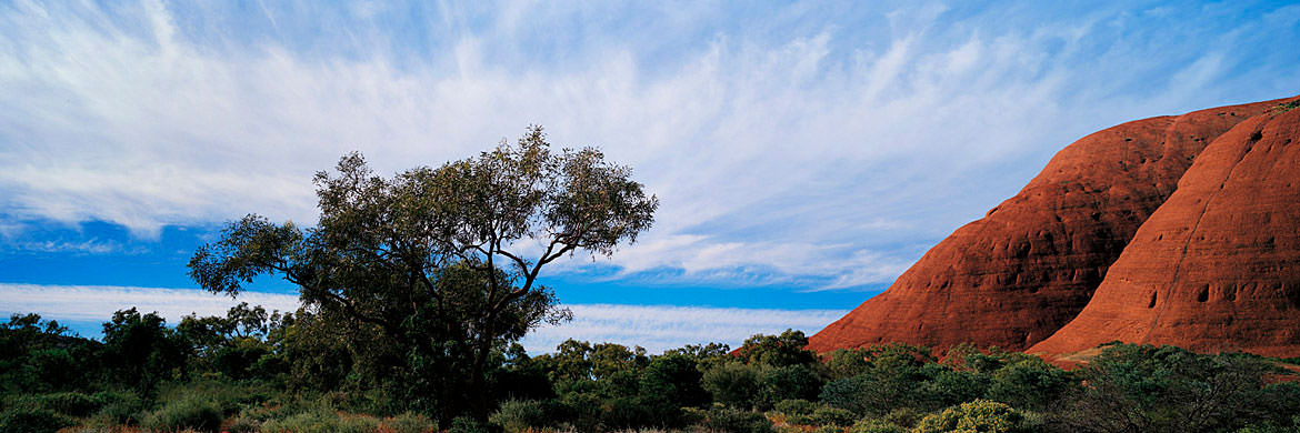 Photograph of Ayers Rock