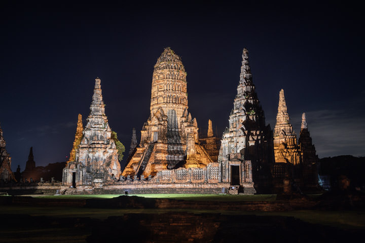 Photograph of Ayutthaya 1
