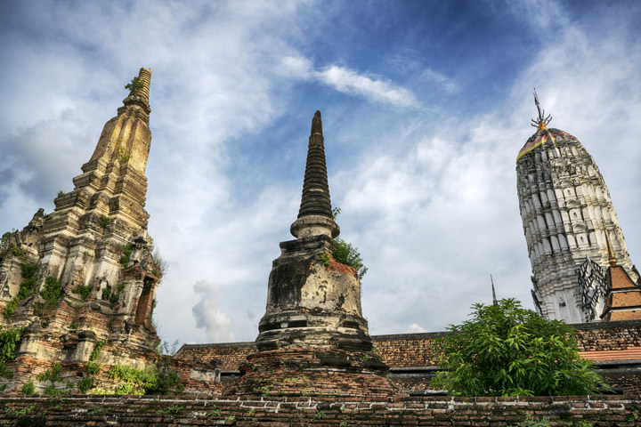 Photograph of Ayutthaya 2