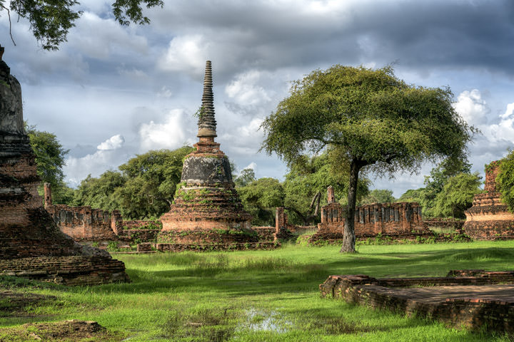 Photograph of Ayutthaya 3