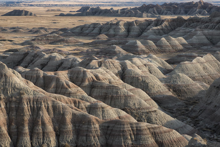 Photograph of Badlands South Dakota 2