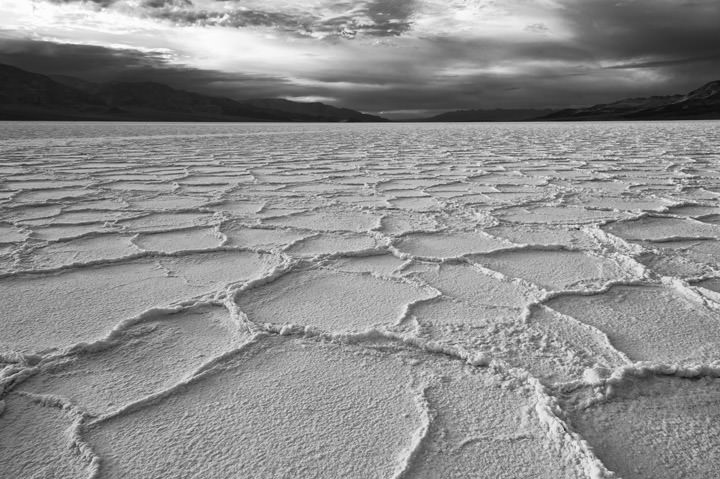 Photograph of Badwater