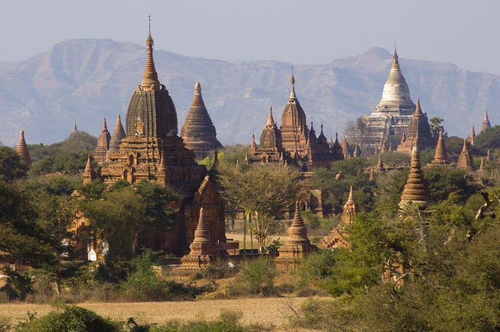 Photograph of Bagan 1