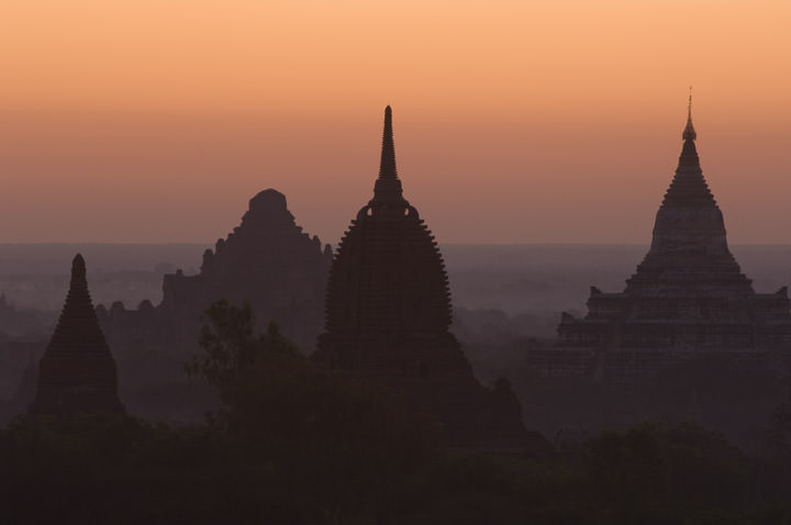 Photograph of Bagan 2