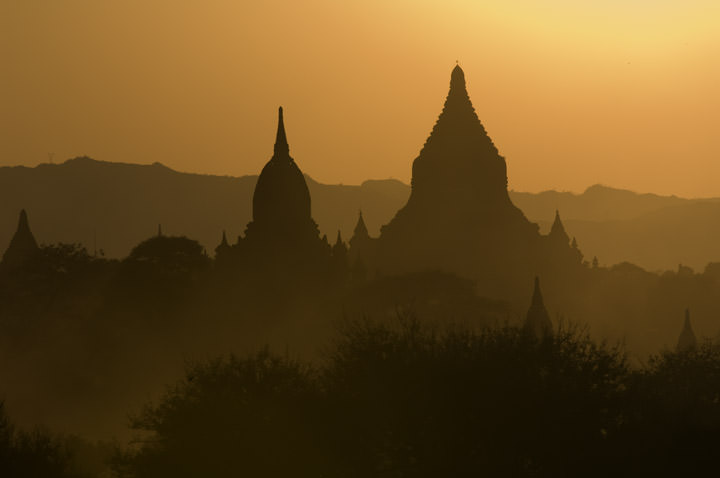 Photograph of Bagan 3