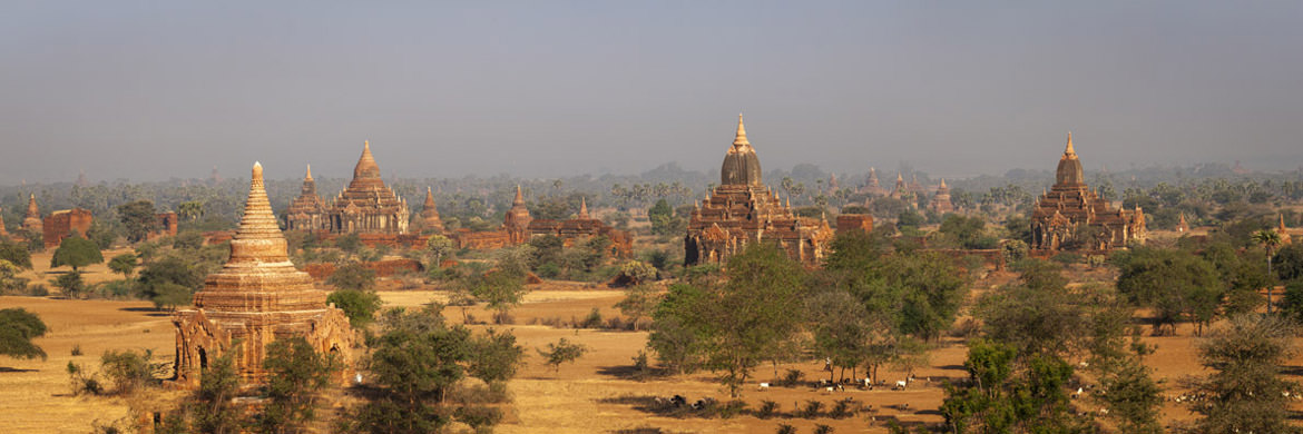 Photograph of Bagan Panorama 3