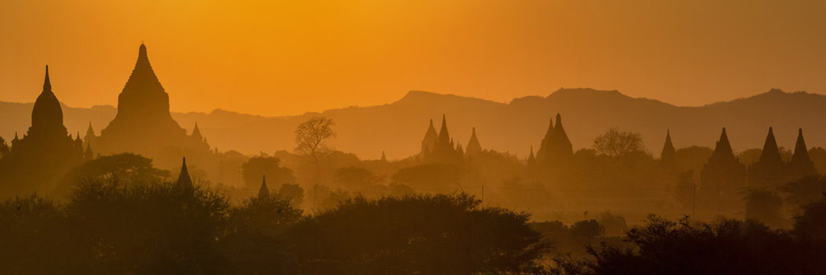 Photograph of Bagan Panorama