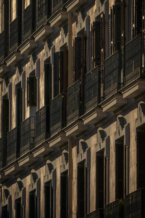 Photograph of Balconies 1 Madrid