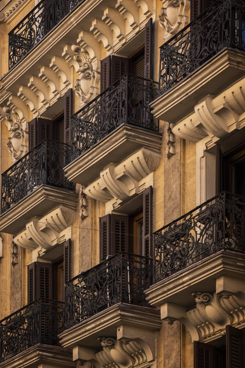 Photograph of Balconies 2 Madrid