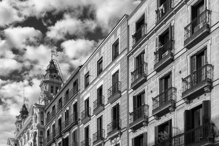 Balconies 3 Madrid