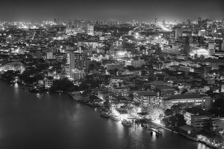 Bangkok Night View 2