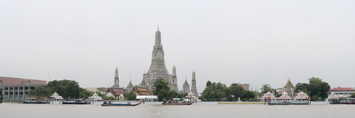Photograph of Bangkok Panorama 1