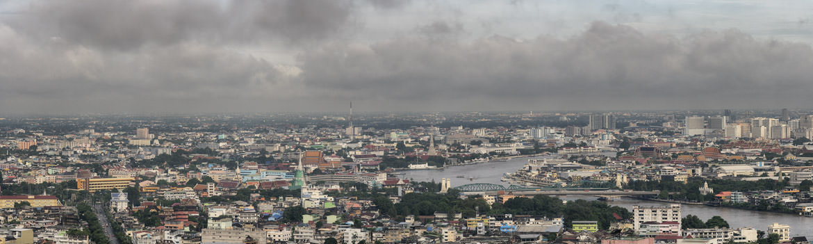 Photograph of Bangkok Panorama 2