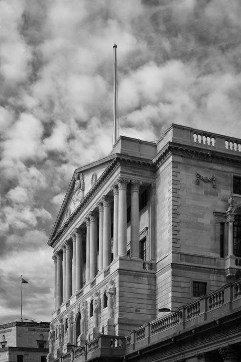 Photograph of Bank of England 12