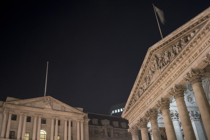 Photograph of Bank of England 15