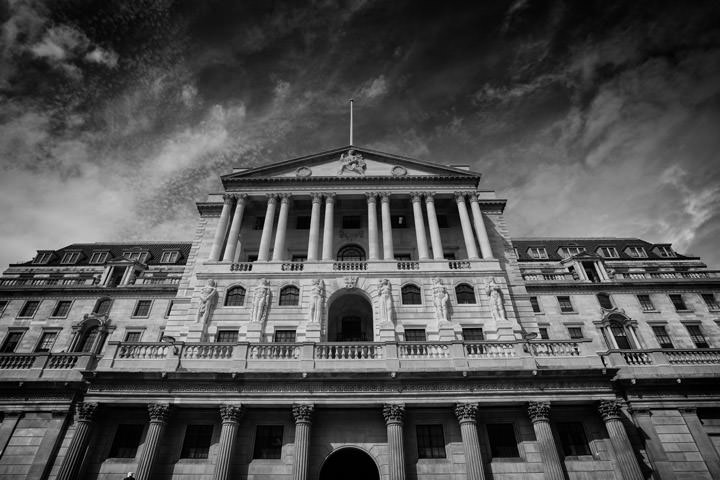 Photograph of Bank of England 16