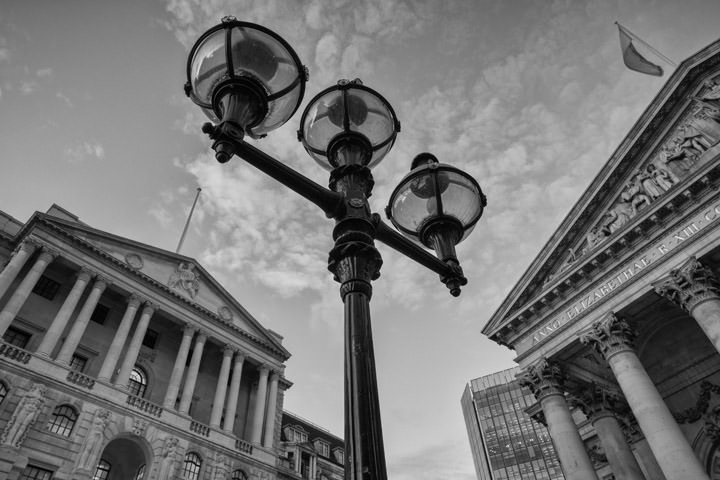 Photograph of Bank of England 17