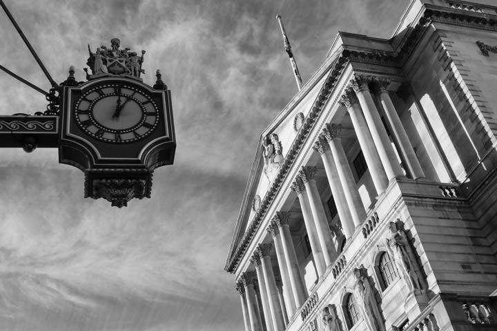 Photograph of Bank of England 5