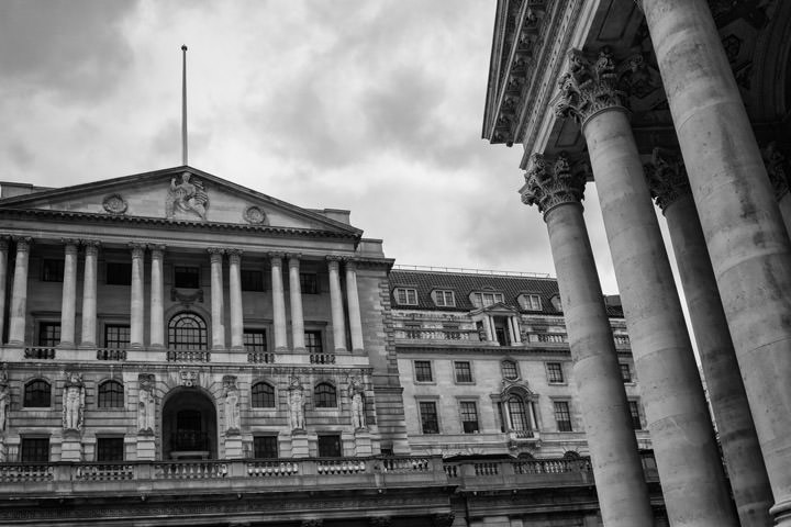 Photograph of Bank of England 8