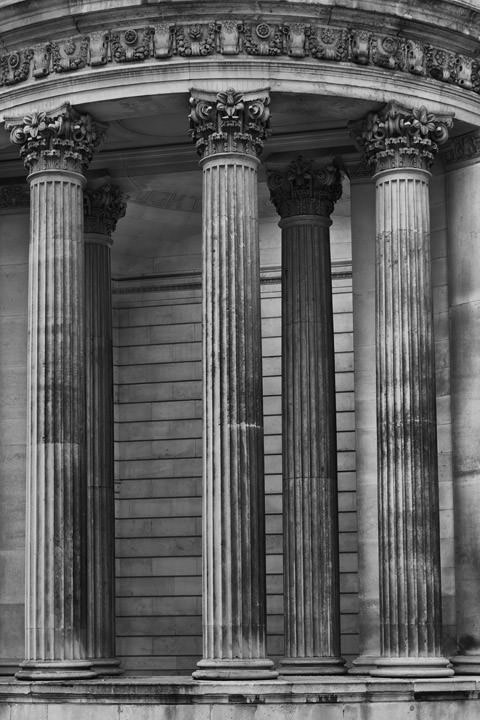 Bank  of  England  Architectural  Detail